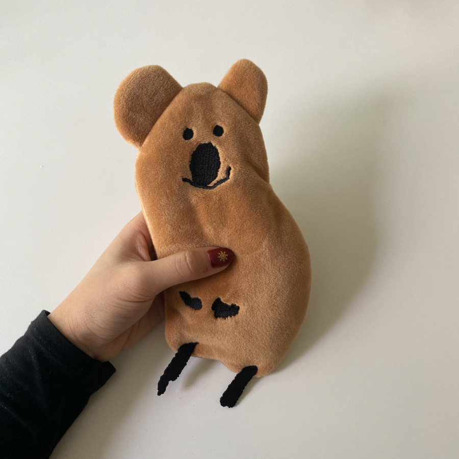 Happy Quokka Pencil Pouch