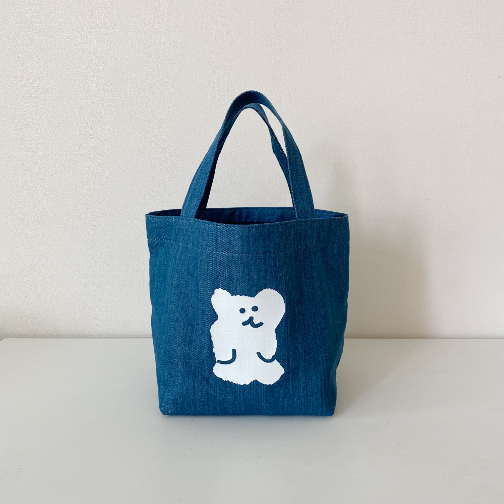 BOBO DENIM BAG