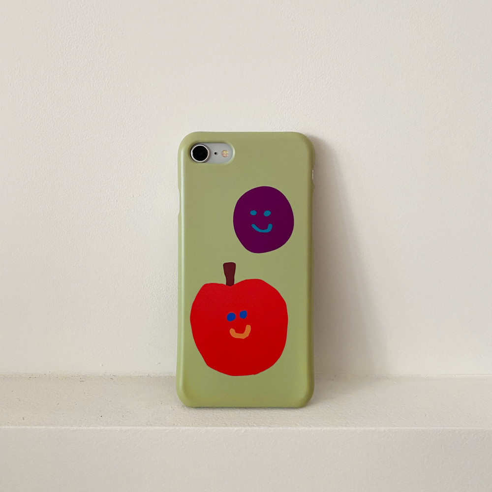 LOVE Apple Hardcase