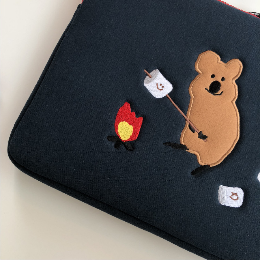 [S`MORE] LAPTOP / IPAD POUCH