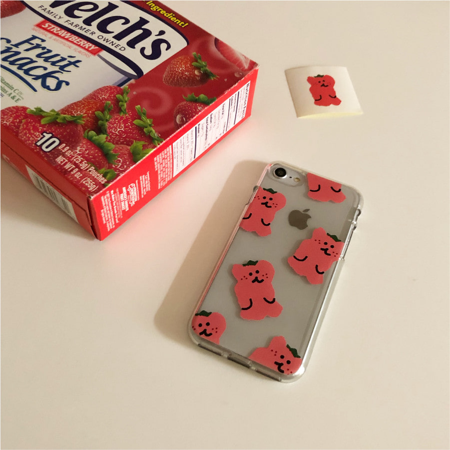 Strawberry BOBO Phonecase